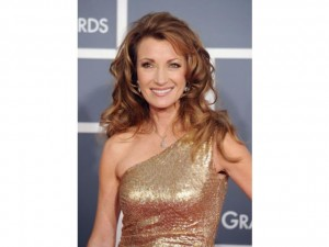 Jane Seymour at the Grammy's