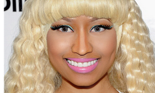 Nicki Minaj post surgery