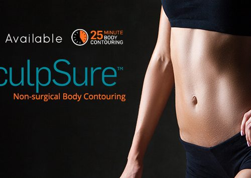 SculpSure body sculpting example image