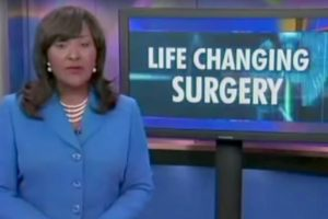 Life Changing Surgery TV news story