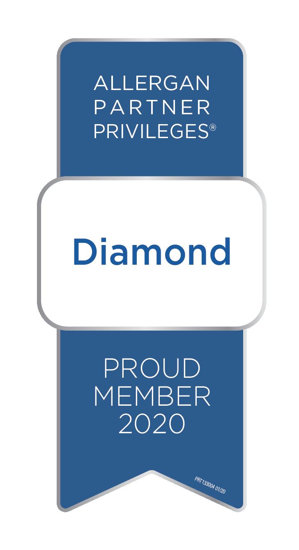 Diamond Status Allergan 2020